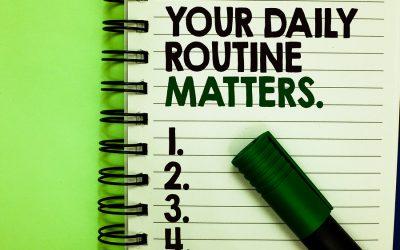 Establishing a Homeschool Routine
